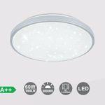 LED Deckenleuchte mit Sternenhimmel-Effekt und 60W Kaltweiß für 20,40€ (statt 51€)