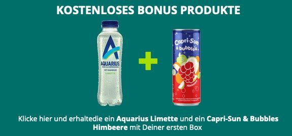 Degusta Box Überraschungspaket mit Leckereien für 7,99€ (statt 15,99€)   2 Bonus Artikel geschenkt