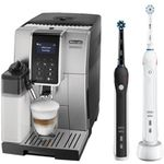 DELONGHI ECAM 352.55.S Kaffeevollautomat + ORAL-B PRO 2 2900 für 499€ (statt 663€)