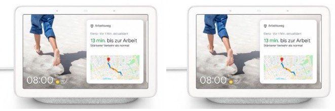 2x Google Nest Hub Smart Display mit Sprachsteuerung für 119€(statt 146€)
