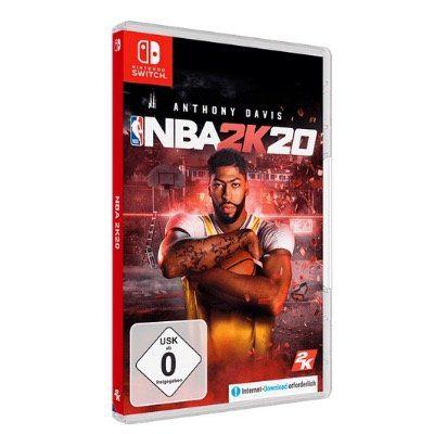 NBA 2K20 für die Switch nur 20,99€ (statt 29€)   oder Xbox für 29€ (statt 56€)