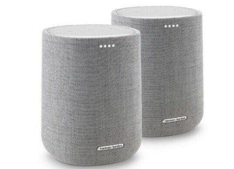 2er Pack! Harman Kardon Citation One Multiroom Lautsprecher mit Sprachsteuerung für 201,60€ (statt 358€)   refurbished