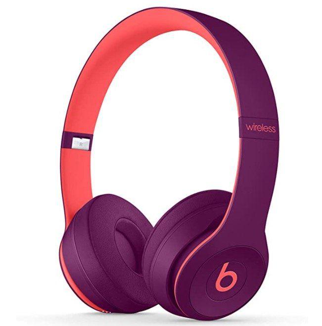 BEATS Solo 3 wireless On Ear Kopfhörer in Pop Magenta für 124,99€ (statt 170€)