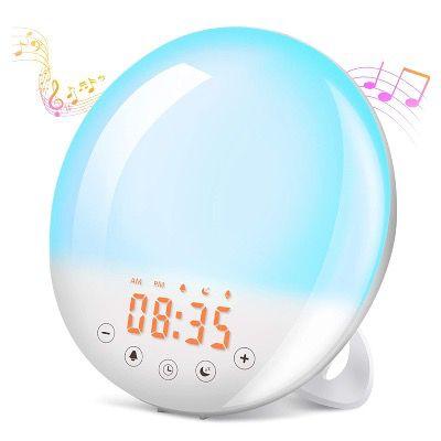 Vorbei! SOLMORE digitaler Lichtwecker mit 9 Wecktöne & vielen Funktionen für 16,79€ (statt 30€)   Prime
