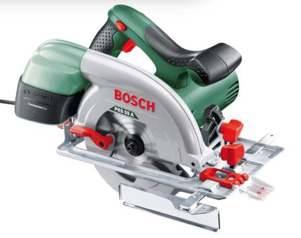 Quelle: 15€ Nikolaus Rabatt ab 60€ auf vieles   z.B. Bosch PKS55A Handkreissäge für 71,56€ (statt 90€)