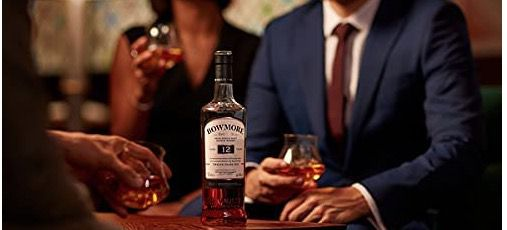Bowmore 12 Jahre Islay Single Malt Scotch Whisky (1 x 0.7 l) für 24,99€(statt 30€)
