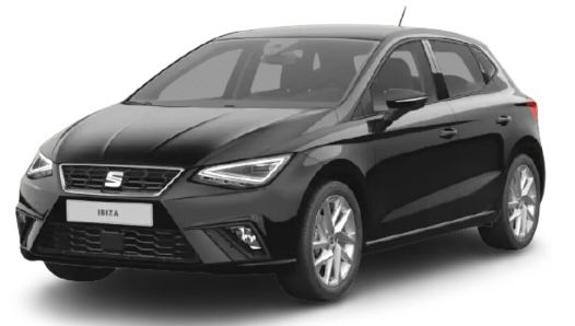 Privat: Seat Ibiza 1.0 TSI mit 95 PS für 114€ mtl.   LF 0.48