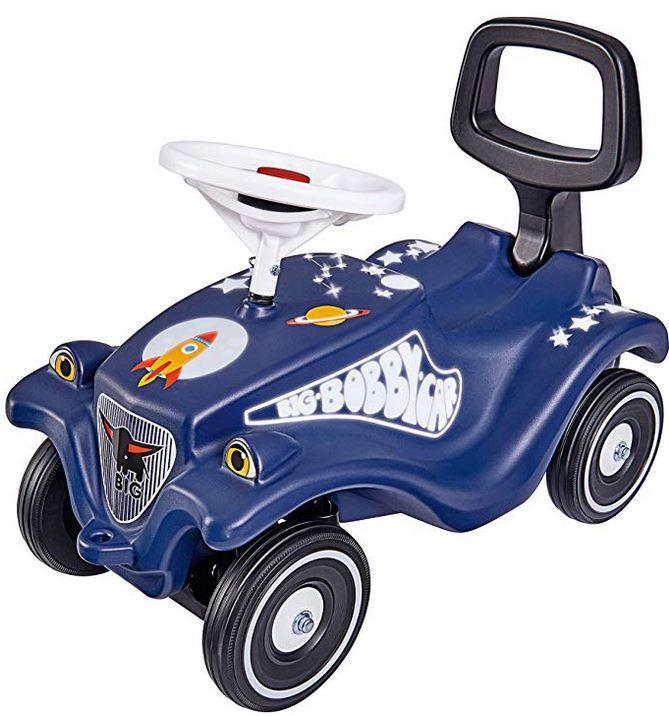Bestpreis! BIG Bobby Car Moonwalker Edition mit Flüster Rädern für 29,99€ (statt 43€)
