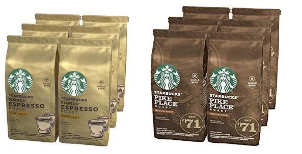 1,2kg Starbucks Röstkaffee ganze Bohnen für 18,90€ (statt 32€)   kurzes MHD