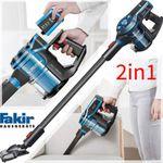 Fakir 2in1 Akku Boden- und Handstaubsauger 21,6V für 99,99€ (statt 130€)