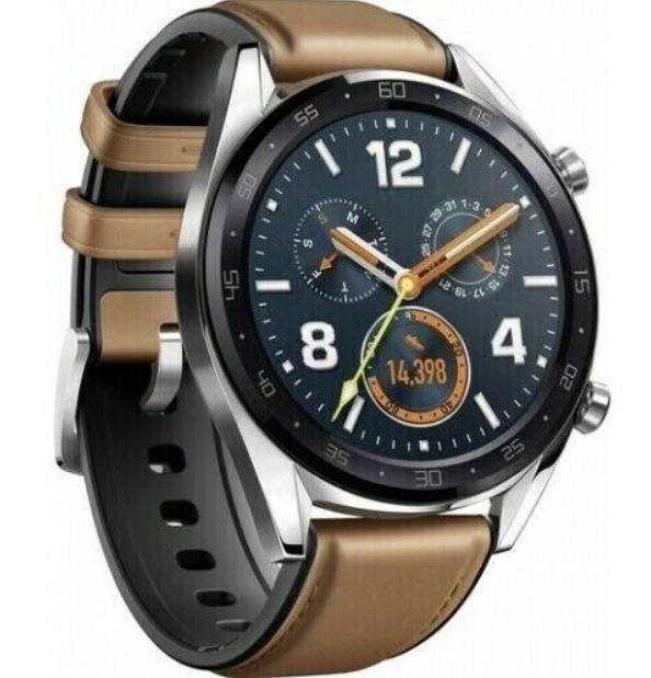 HUAWEI Watch GT Classic Smartwatch im Retro Look für 89,90€ (statt 97€)