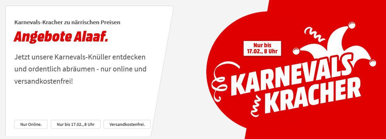 Media Markt Karnevals Kracher   z.B. KITCHENAID Bundle icecreamob Speiseeismaschine + Küchenmaschine für 429€ (statt 579€)