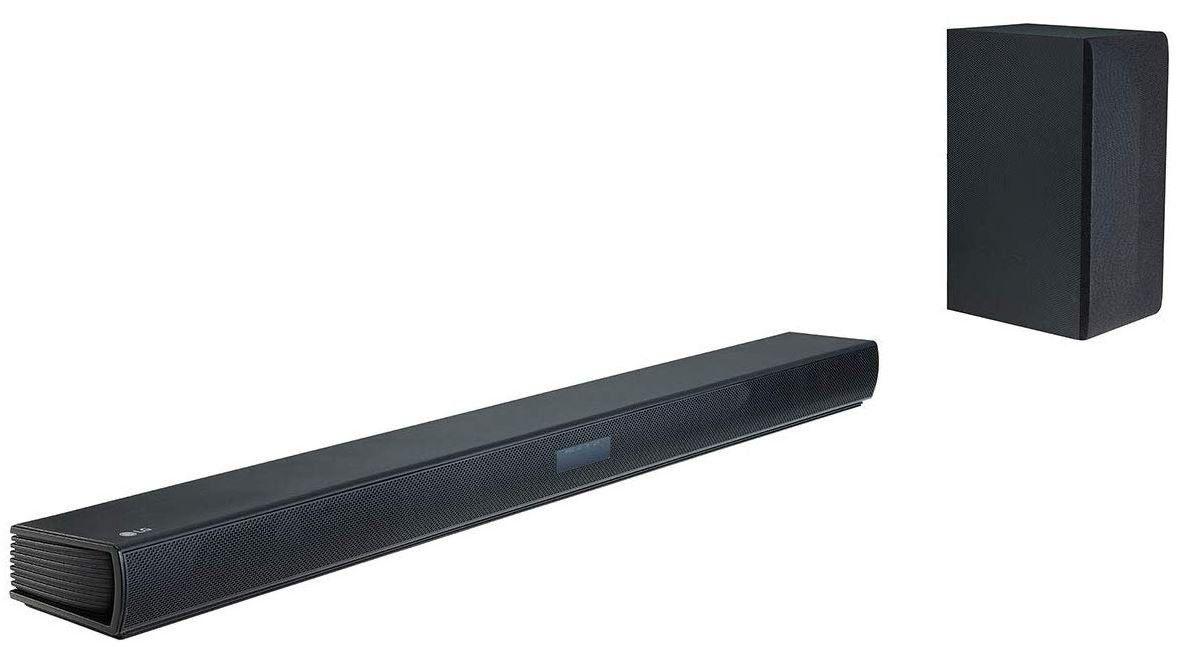 LG SK4D   2.1 Soundbar mit Bluetooth Subwoofer für 99,90€ (statt 115€)