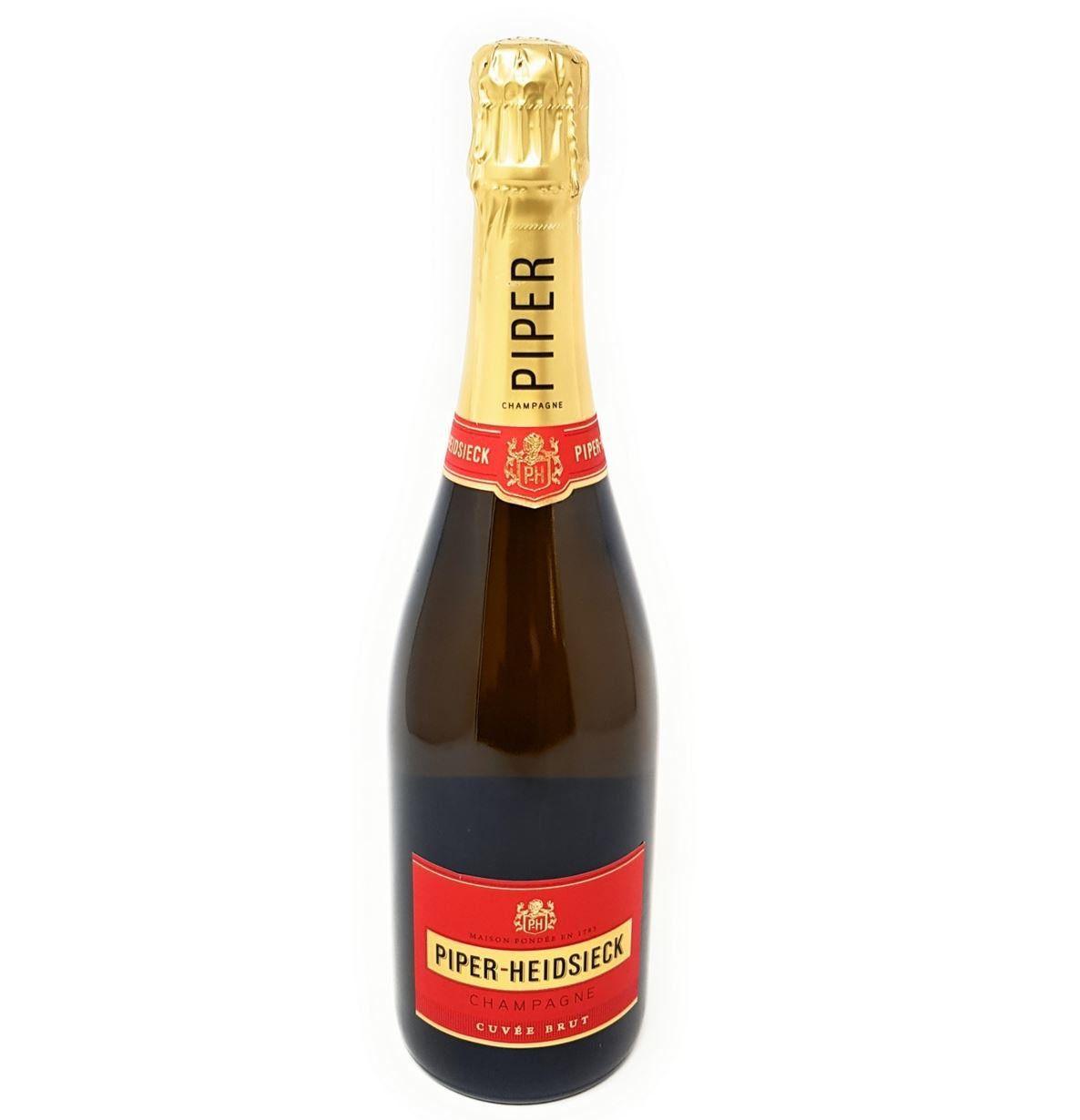Piper Heidsieck Champagne Cuvée Brut 12 % Vol. 0.75 l für 24,99€ (statt 31€)