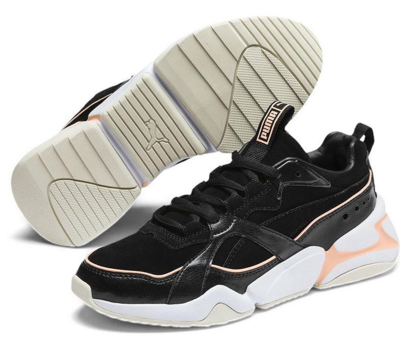 PUMA Nova 2 Suede Damen Leder Sneaker für 46,90 (statt 63€)