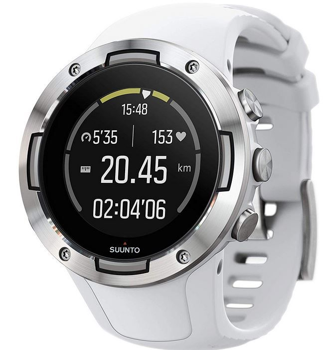SUUNTO 5 G1   GPS Smartwatch Wasserdicht 50m für 179€ (statt 210€)