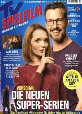4 Monate TV Spielfilm für 13,80€ + 15€ Verrechnungsscheck