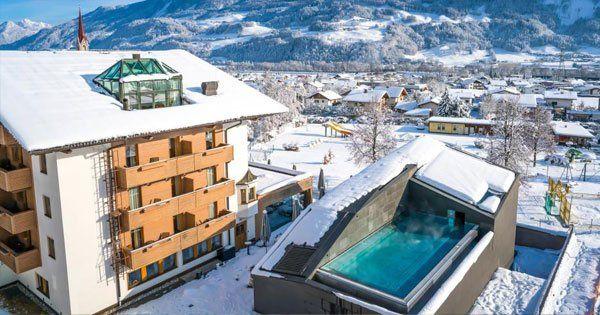 März: 2 ÜN in Tirol inkl. Vollpension, Spa & Skipass ab 164€ p.P.