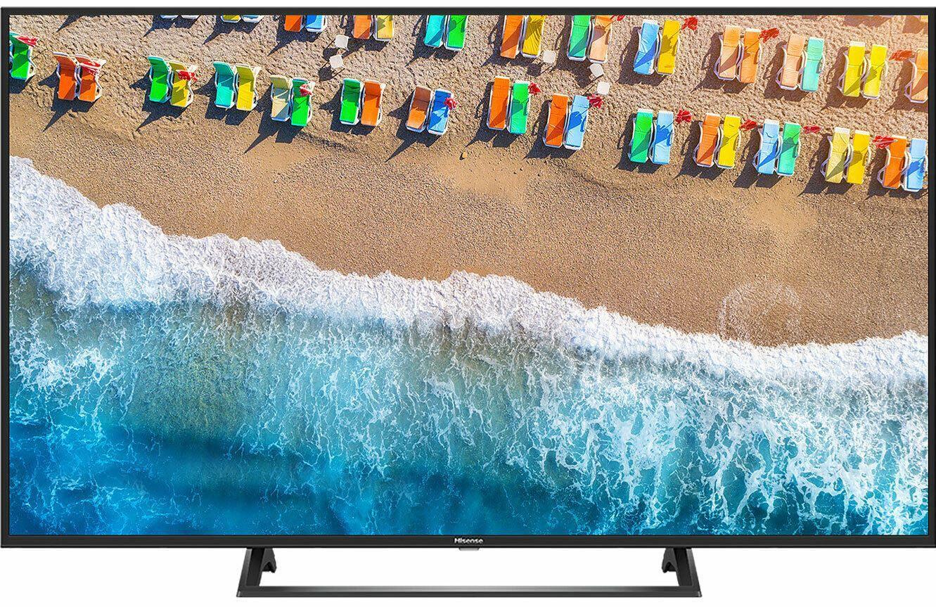 Hisense H55BE7200   55 Zoll UHD smart TV mit Triple Tuner HDR für 332,10€ (statt 383€)