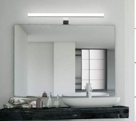 KINGSO LED Spiegelleuchte 60cm mit 12W für 23,09€ (statt 33€)