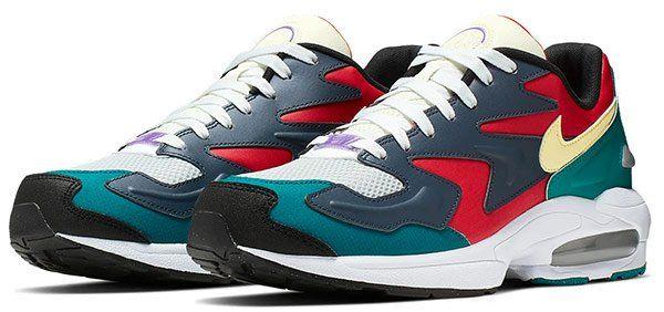 Nike Air Max 2 Light Sneaker in 2 Designs für je 58,78€ (statt 109€)