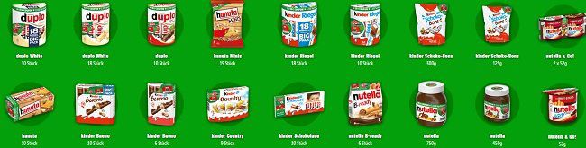Mit Ferrero 10€ Media Markt Gutschein ergattern sowie Gewinnspielteilnahme
