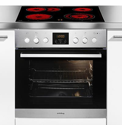 Privileg SET PV510 IN Einbauherd Set mit Glaskeramik Kochfeld für 359,10€ (statt 400€)