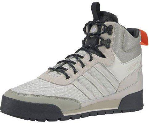 adidas HighSneaker BAARA BOOTS in Grau für 55,93€ (statt 74€)