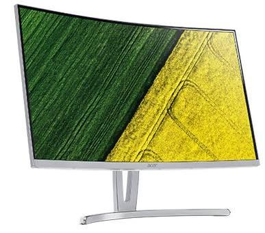 Acer ED273   27 Zoll Curved LED Monitor mit FullHD & Displayport für 194€ (statt 243€)