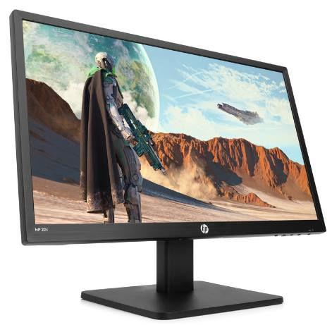 HP 22x   22 Zoll Gaming Monitor mit FreeSync + 144Hz für 111€ (statt 149€)