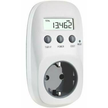 TFA Dostmann Energiekostenmessgerät für 9,99€ (statt 18€)