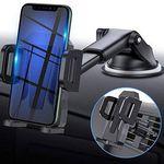 3in1 Kfz-Handyhalterung für 12,59€ (statt 18€) – Prime