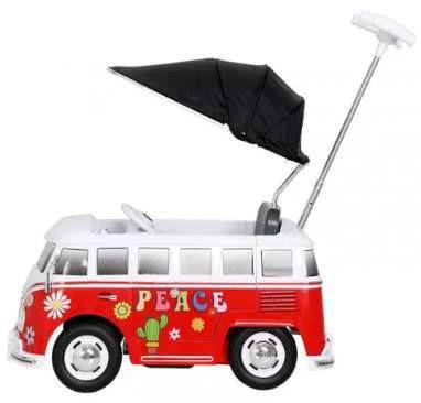 Rollplay Schiebeauto VW Bus Flower Power für 86,98€ (statt 108€)