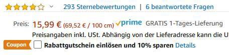 Winddichte & Rutschfeste Handschuhe für 7,99€   Prime
