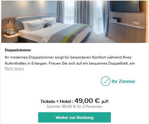 ÜN in Erlangen im Holiday Inn Express inkl. Frühstück + Playmobil Funpark ab 49€ p.P.