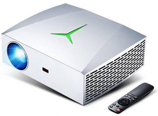 VIVIBRIGHT F40 1080P LED Beamer mit 4200Lm für 176,99€ (statt 239€)   aus DE