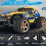 Wltoys XK 12402-A 1:12 RC Car mit 4×4 Antrieb & Fernbedienung für 68,99€ – aus DE