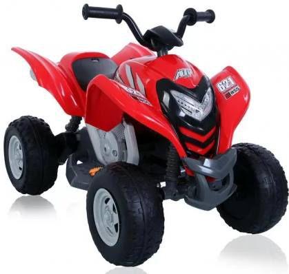 Rollplay Powersport Elektro Quad ATV in Rot für 86,98€ (statt 108€)