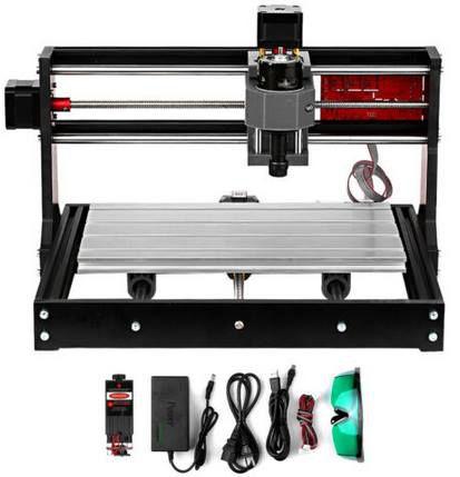 CNC3018 Pro 5.5W Laser Graviermaschine mit Offline Controller für 220,88€    aus DE