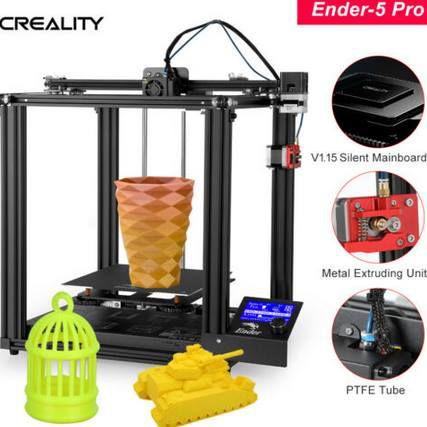 Creality 3D Ender 5 Pro 3D Drucker für 365,99€ (statt 429€)   aus DE