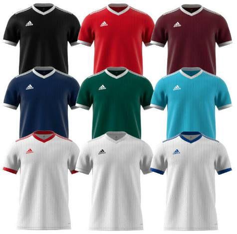 adidas Tabela 18 Unisex Trikot Shirt bei 3XL für je 14,95€ (statt 18€)