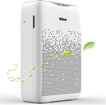 Aiibot Luftreiniger für bis zu 55m² mit HEPA Filter für 77,40€ (statt 129€)