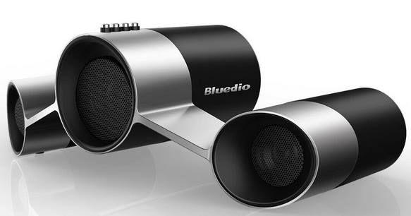 Bluedio US (UFO) 2.1 BT Lautsprecher mit 3D Surround Sound für 13,99€   aus DE