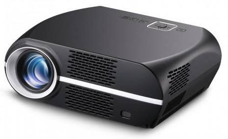 VIVIBRIGHT GP100   720P Linux LED Beamer für 146,99€ (statt 185€)   aus DE