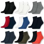 8er Pack Tommy Hilfiger Herren Quarter Socken für 29,99€ (statt 39€)