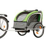 FISCHER 86388 Kinder-Fahrradanhänger für 124,99€ (statt 170€)