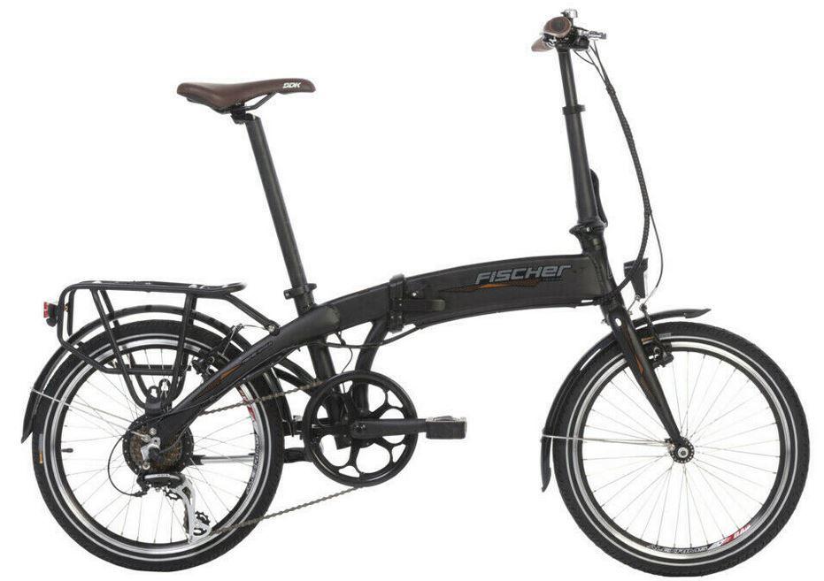 FISCHER 61339 FR 18   20 Zoll eCitybike Faltrad für 989€ (statt 1.153€)