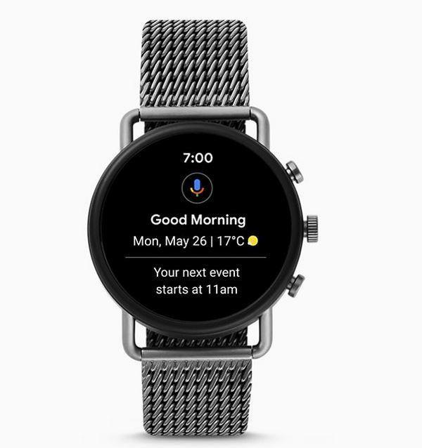 Skagen Falster 3 HR Unisex Smartwatch für 224,25€ (statt 275€)