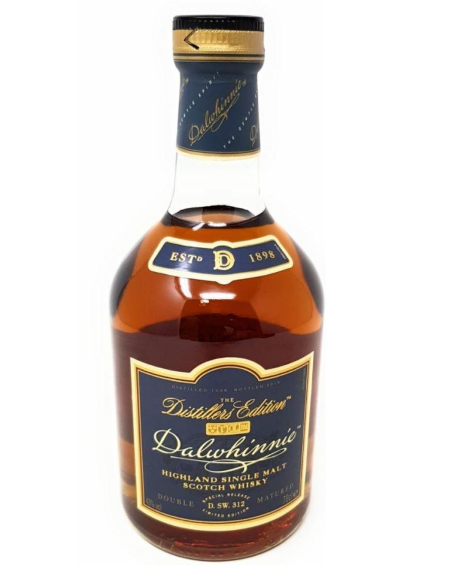 Dalwhinnie Distillers Edition   Highland Single Malt Scotch Whisky für 49,99€ (statt 57€)