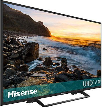 HISENSE H55B7300 LED TV mit 55 und UHD 4K für 333€ (statt 424€)
